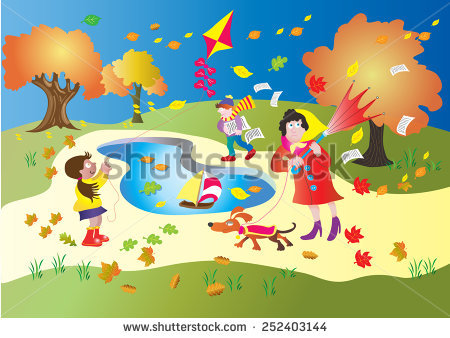 Windy day clipart 7 » Clipart Station.