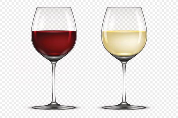 Wine glass clipart vector 2 » Clipart Station.