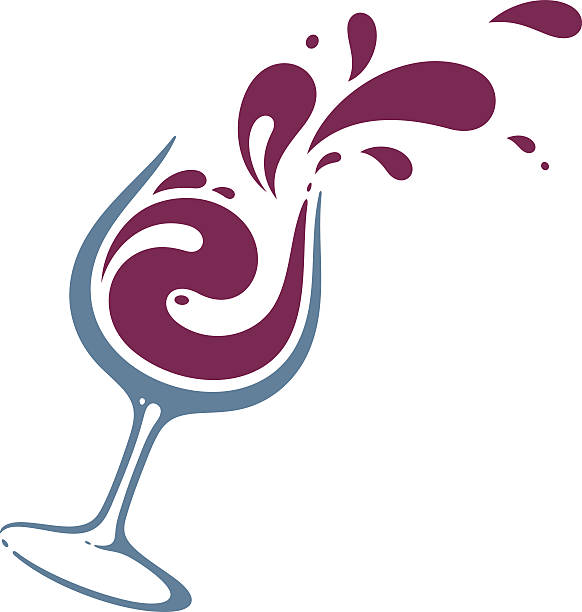 Wine Glass Image Clipart.