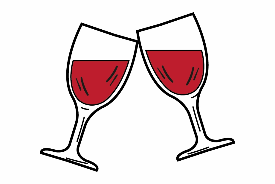 Wine Glass Clipart Png Free PNG Images & #731588.