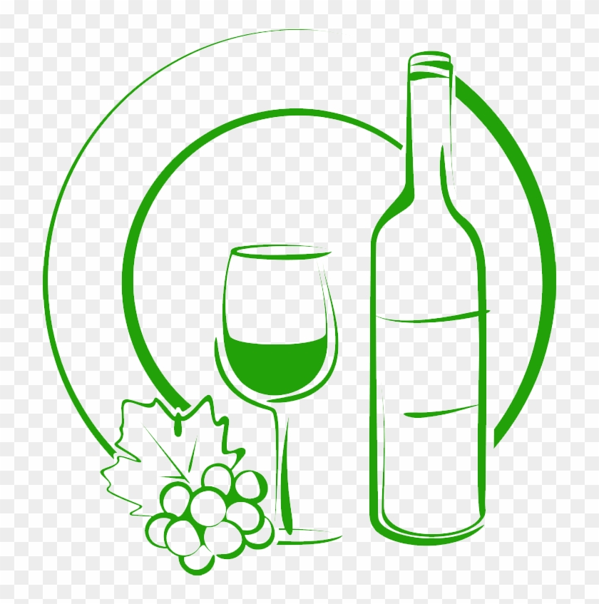 Free Download Plate And Wine Glass Clip Art Clipart.
