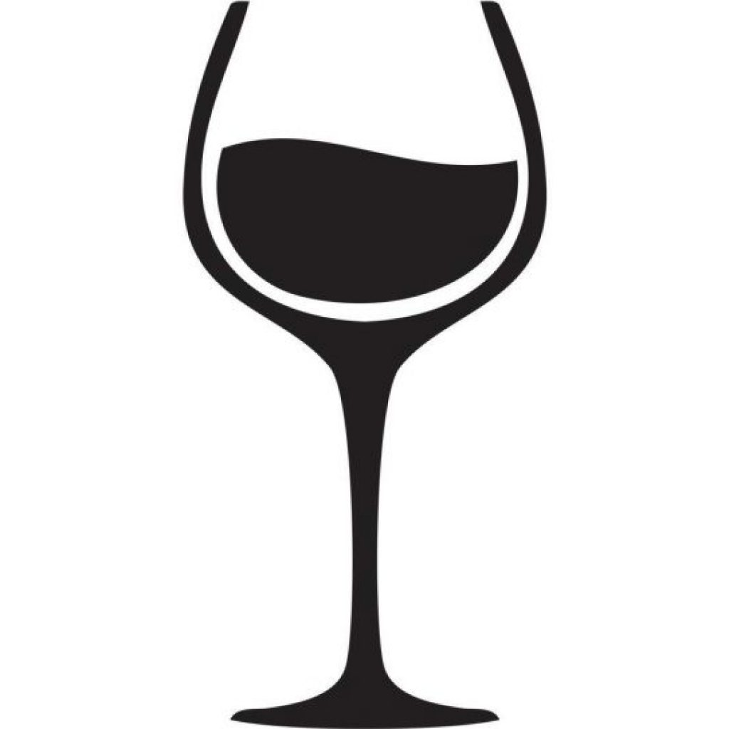 Clipart wineglass 1 » Clipart Station.