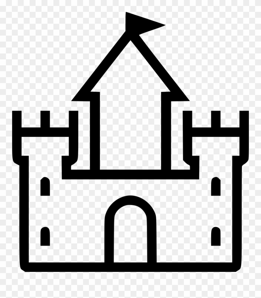 Castle Icon Free Download Png Wingdings Fax Machine Clipart.