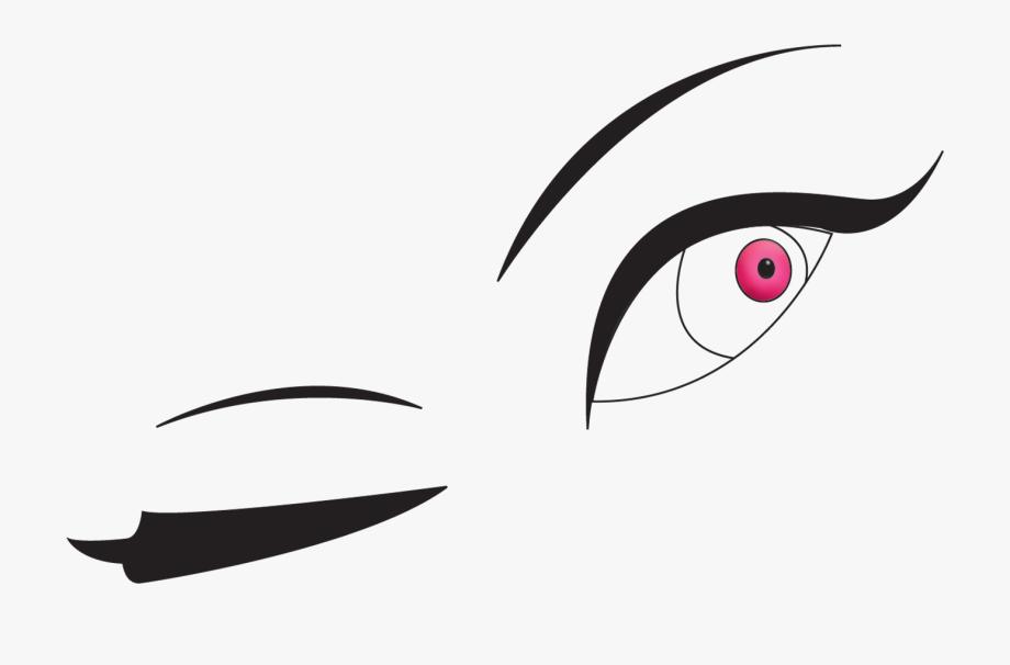 Clip Art Winking Eye Clipart.