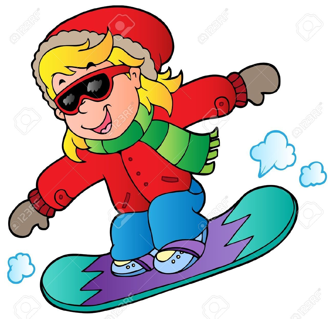 Winter clipart activity, Winter activity Transparent FREE.