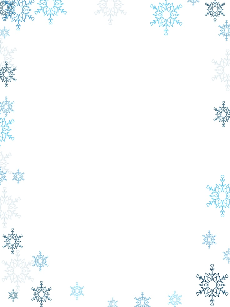 Download Free png Download winter border clipart Clip art.