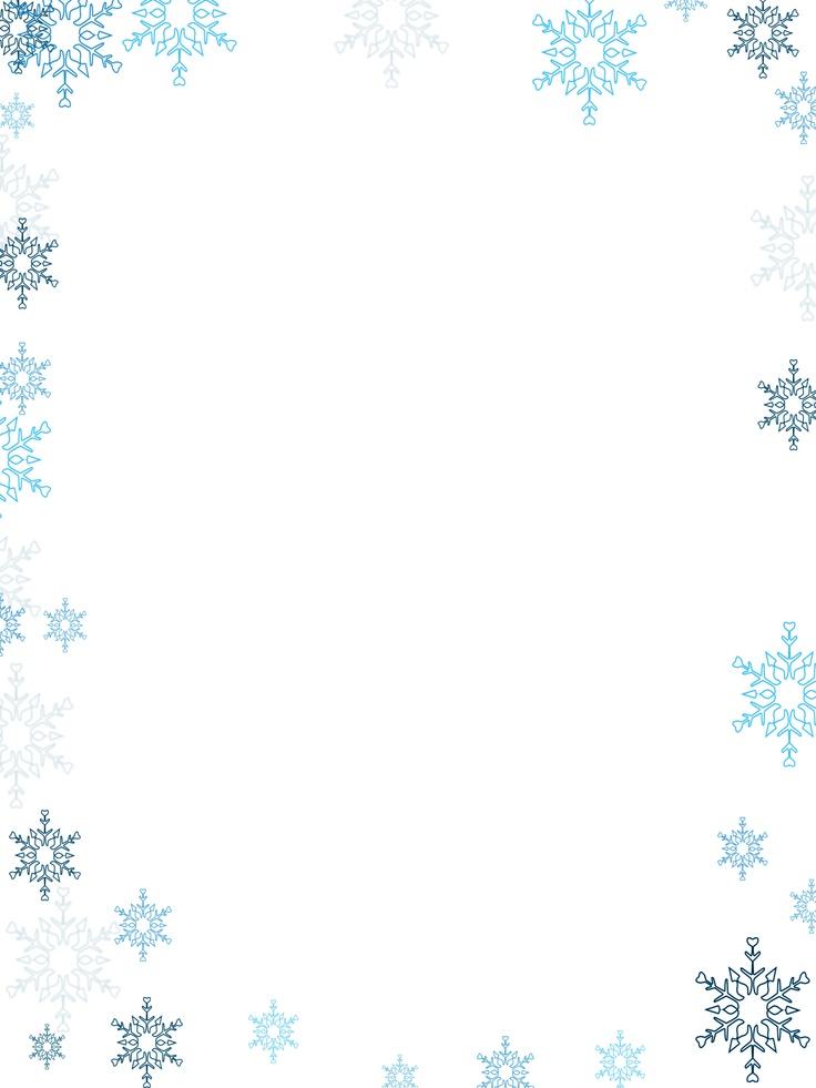 Download Free png Download winter border clipart Clip art.
