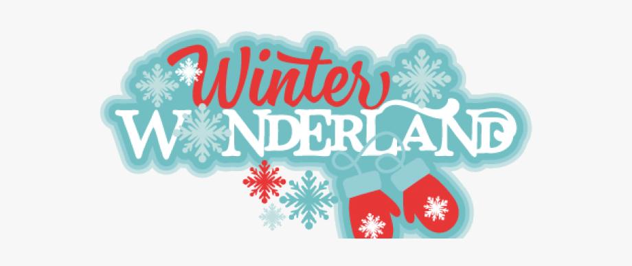 Winter Wonderland Clipart.