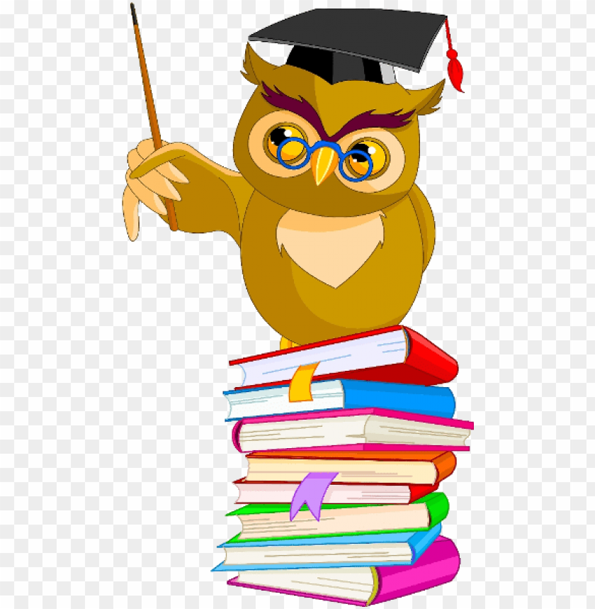 jpg free library owl school clipart.