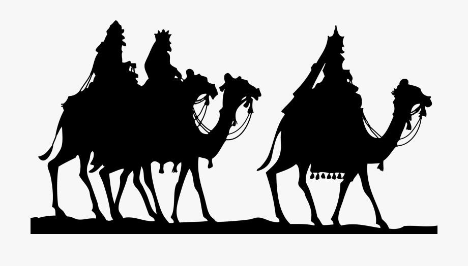 Three Wise Men Image.
