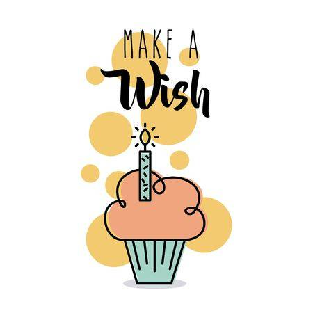 1,537 Make A Wish Stock Illustrations, Cliparts And Royalty Free.