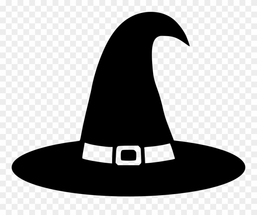 Witch Hat Svg Png Icon Free Download 557198 Backpack.
