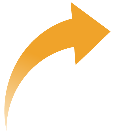 Curved arrow clipart png.