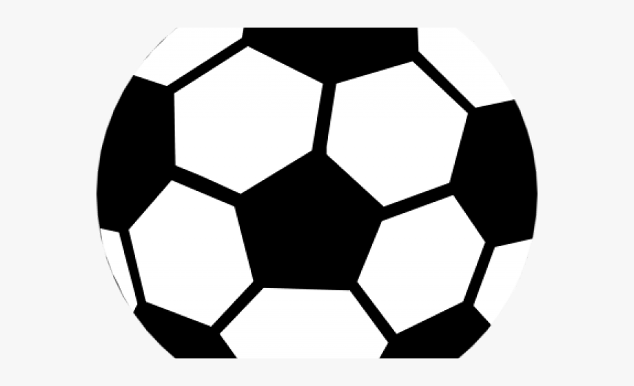 Soccer Ball Clipart Clear Background.