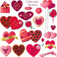 Heart Clipart Free Vector Art.