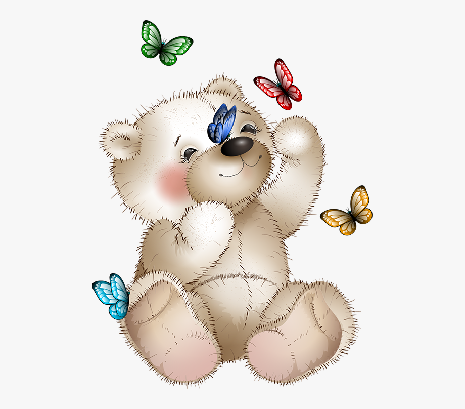 Teddy Bear *.