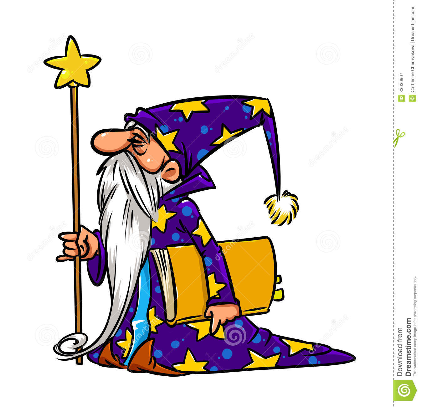 Free Wizard Clipart & Free Clip Art Images #13799.