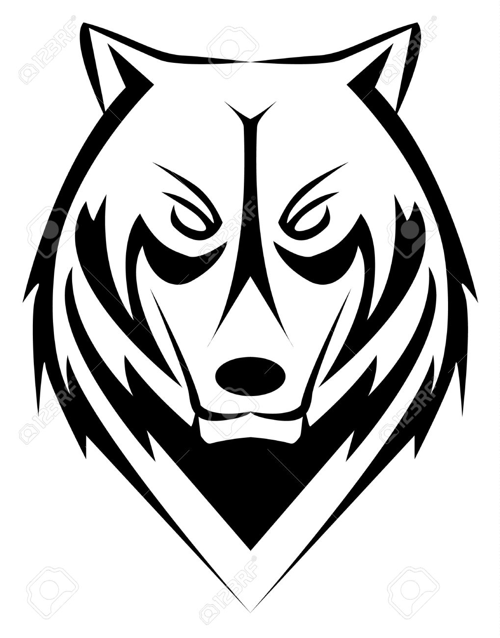 1,232 Wolf Eyes Stock Vector Illustration And Royalty Free Wolf.