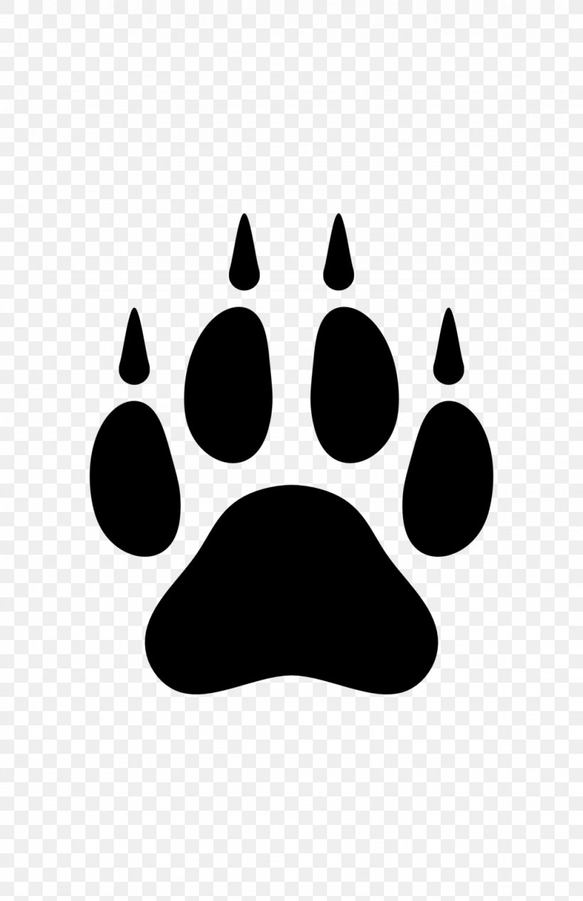 Dog Arctic Wolf Paw Clip Art, PNG, 1024x1583px, Dog, Animal.
