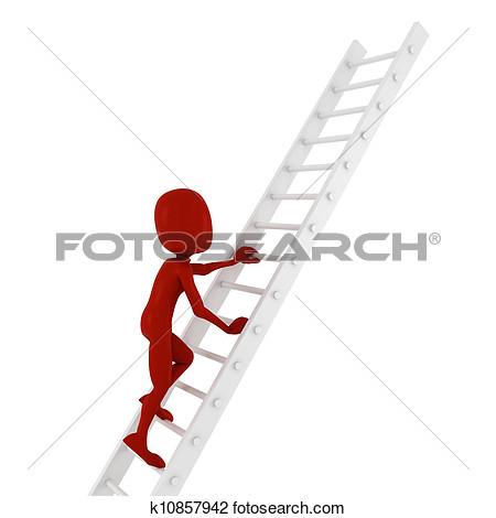 Clipart Climbing Ladder.