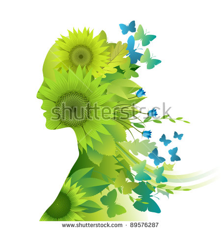Mother Earth Stock Images, Royalty.