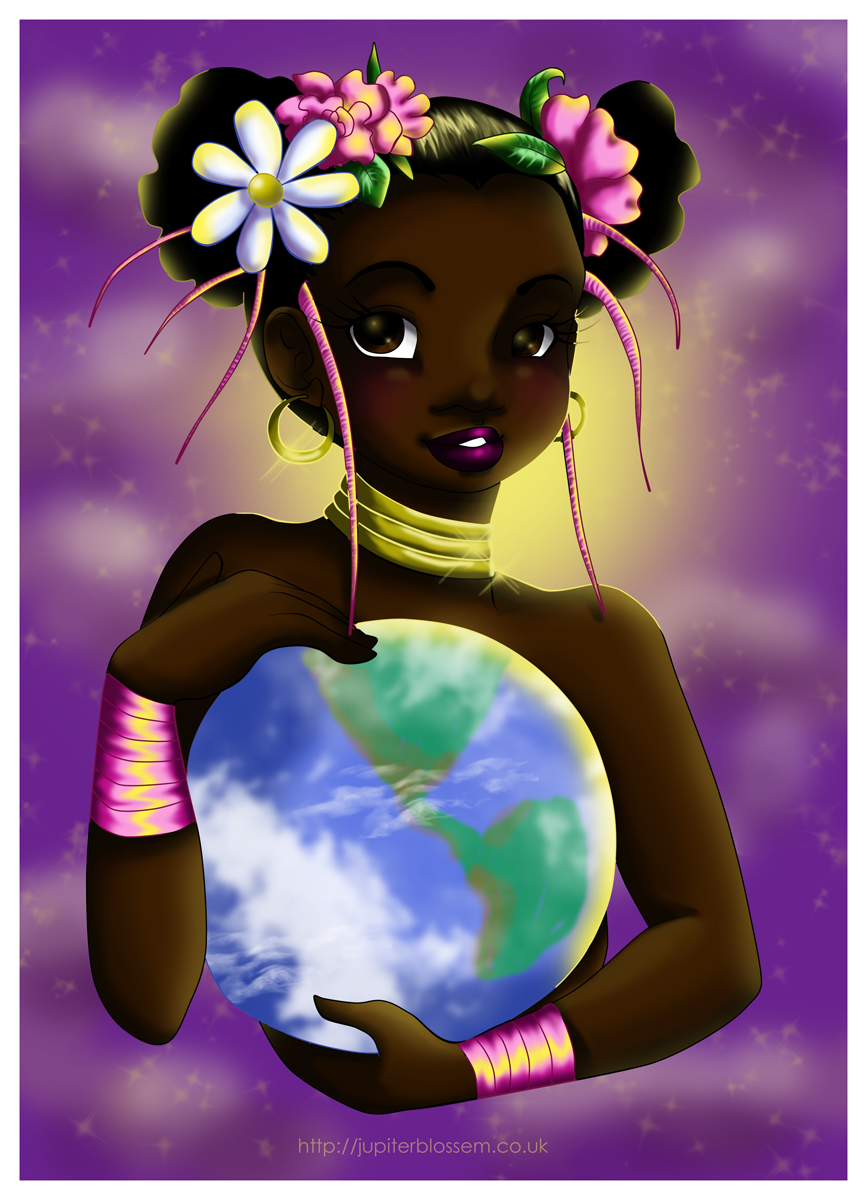 Clipart Woman Earth Mother Clipground