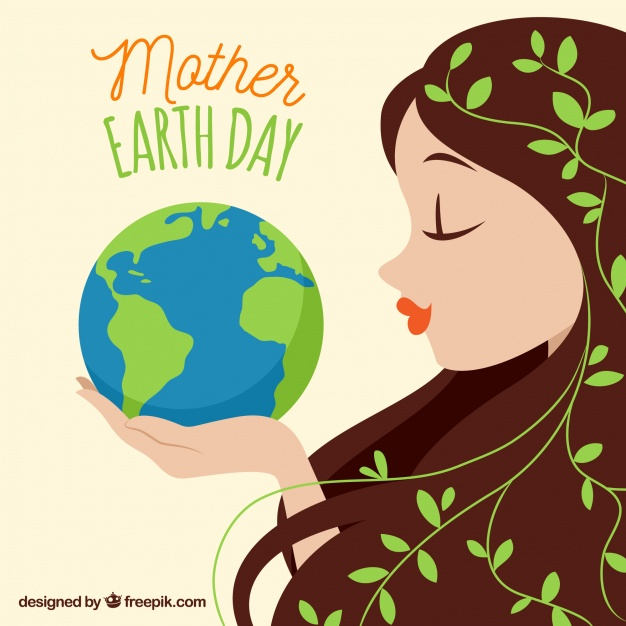 Mother Earth Vectors, Photos and PSD files.