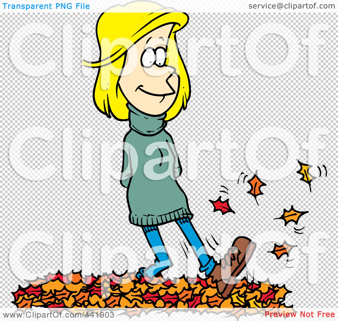 Fall Leaf Clipart No Background.
