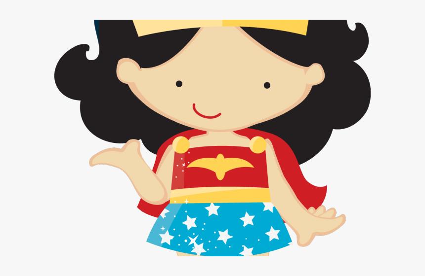 Transparent Clipart Wonder Woman.