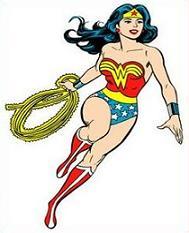 Wonder Woman Clipart Images.