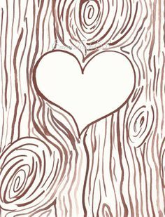 tree carving clipart.