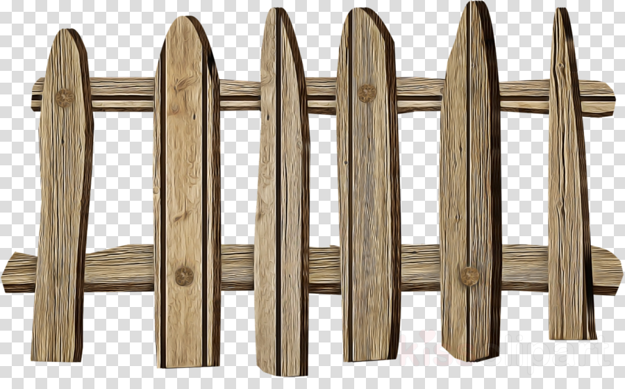 furniture wood fence metal brass clipart.