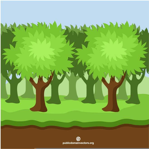 Free Woods Clipart.