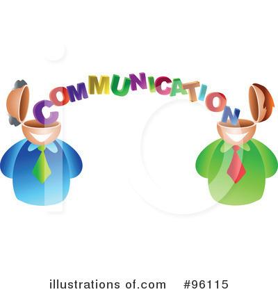 Communication Skills Clipart.