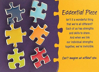 Clipart work life fit puzzle.