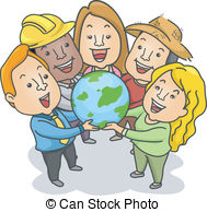 Workforce cartoons Clipart and Stock Illustrations. 1,654.