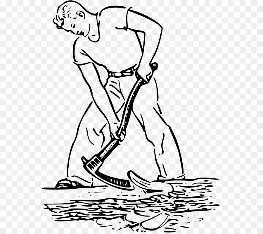 Download working man drawing clipart Drawing Clip art.
