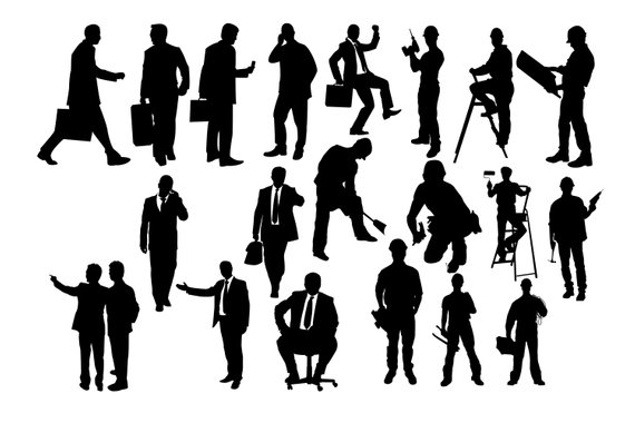 Working man clipart 2 » Clipart Station.