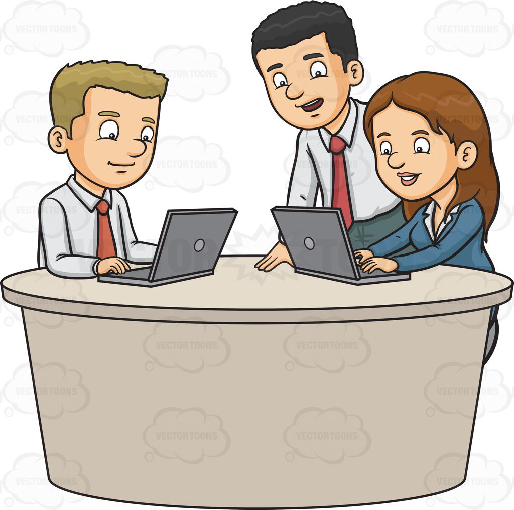 People working clipart 2 » Clipart Station.
