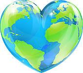World Heart Day Clip Art.