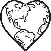 World Heart Day Clip Art.