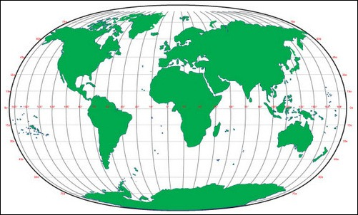Globe World Map Outline Vector. Vector. Get Free Images About.
