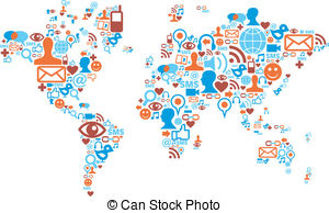 Social media Clip Art and Stock Illustrations. 181,946 Social.