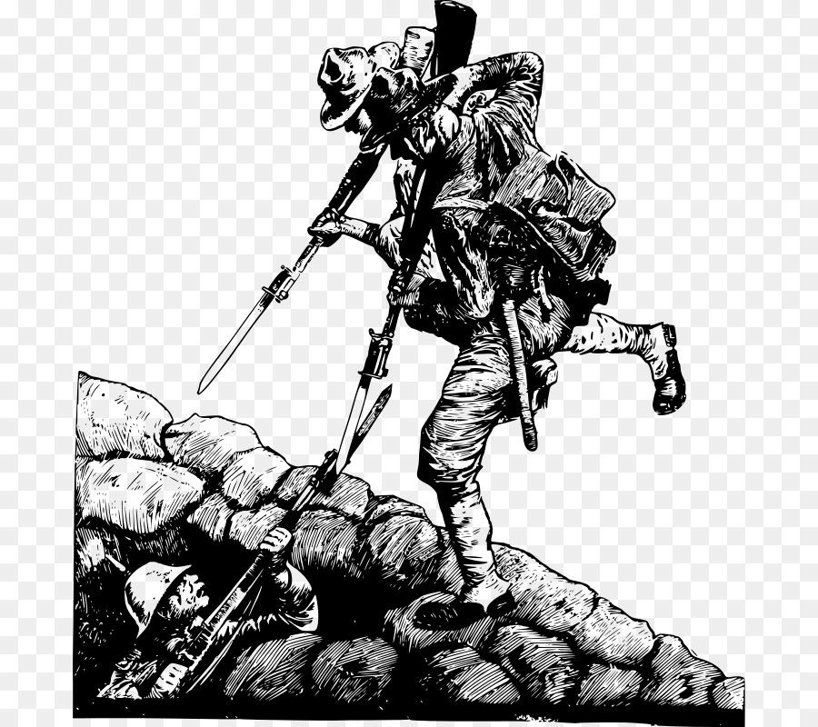 Download Free png First World War Clip art world war ii png download.