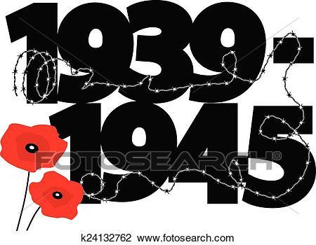 World War II Clipart.