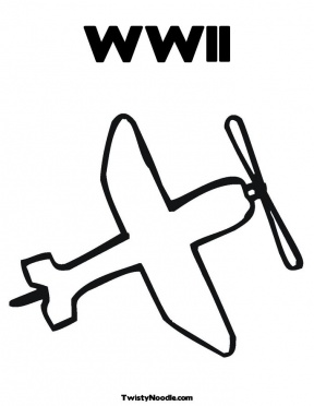 World War 2 Clipart.