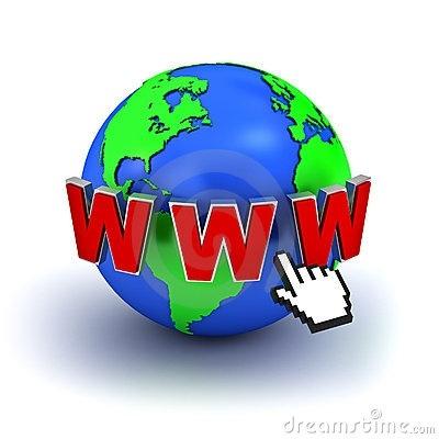 19+ World Wide Web Clipart.