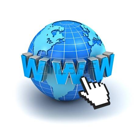 World wide web clipart 3 » Clipart Station.