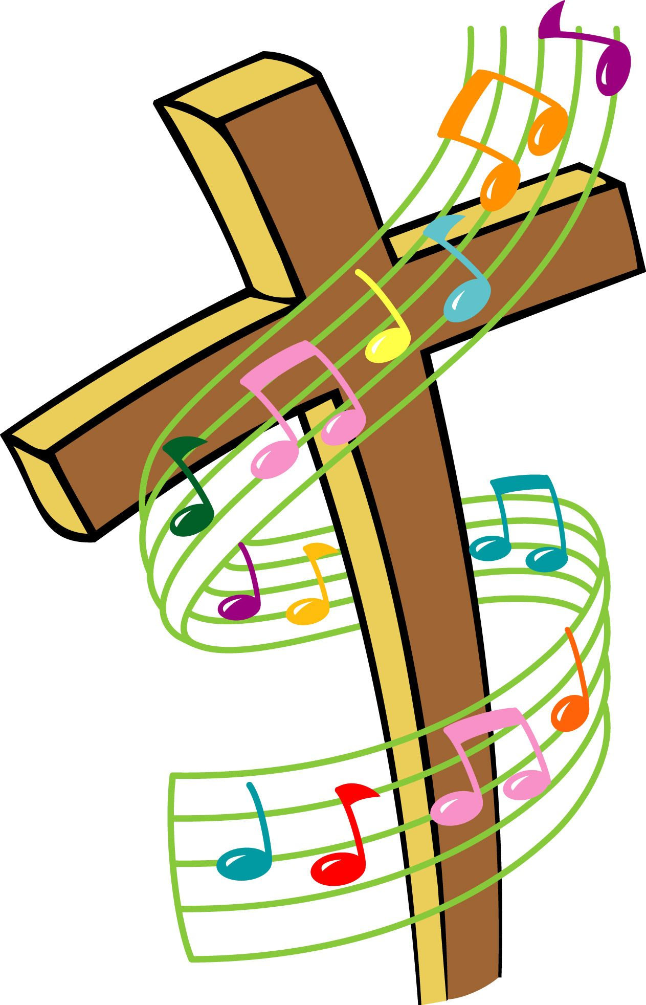 Praise and worship clipart 6 » Clipart Station.