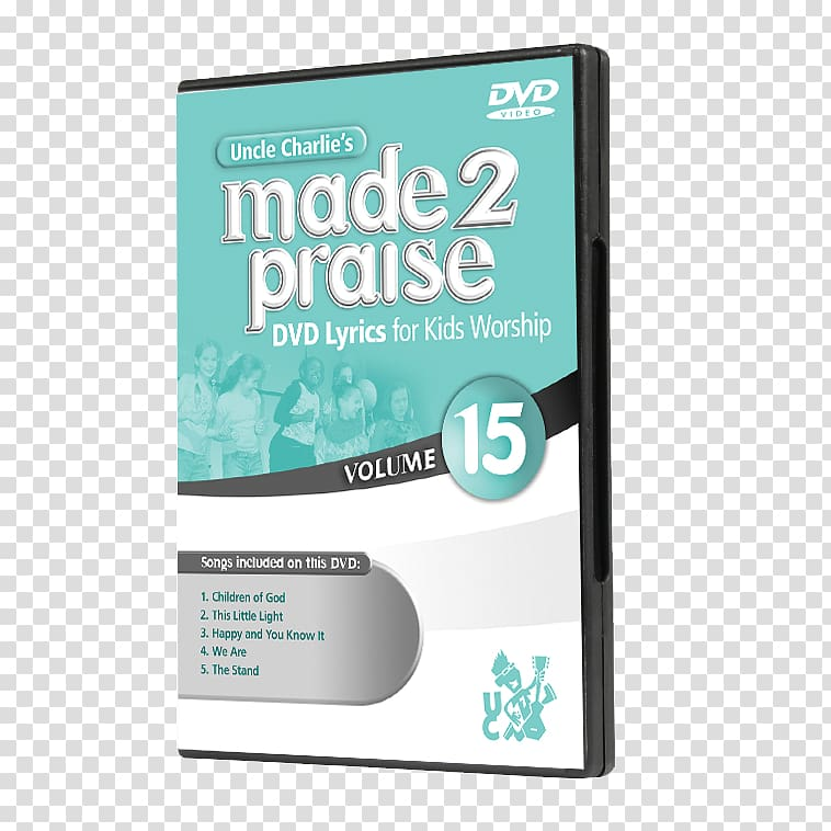 Song Music Missionary Every Praise, Radio Edit DVD.